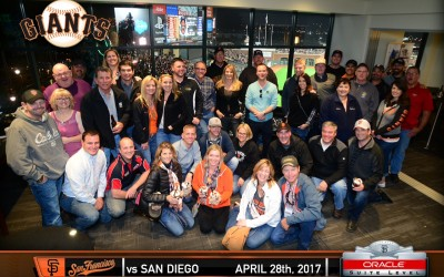 Regional IT and the SF Giants April 2017